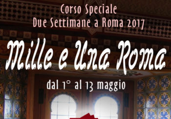 Due settimane a Roma 2017